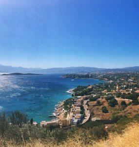 Pauza in Creta – sau primul contact cu Grecia