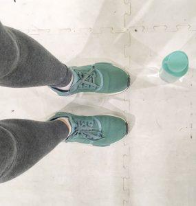 Primele antrenamente – adaptarea la miscare