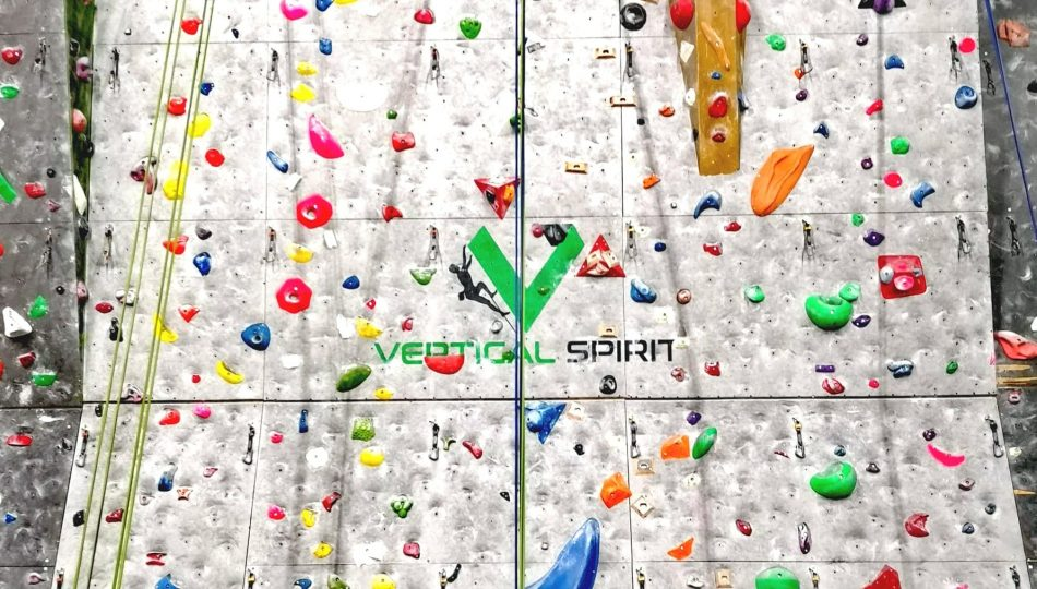 #1Month1challenge: Escalada la Vertical Spirit