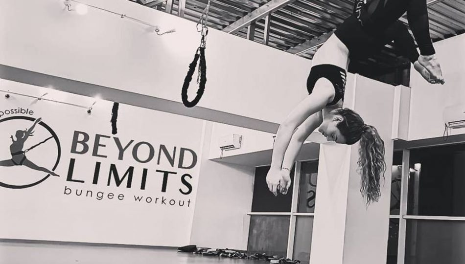#1month1challenge – Bungee workout